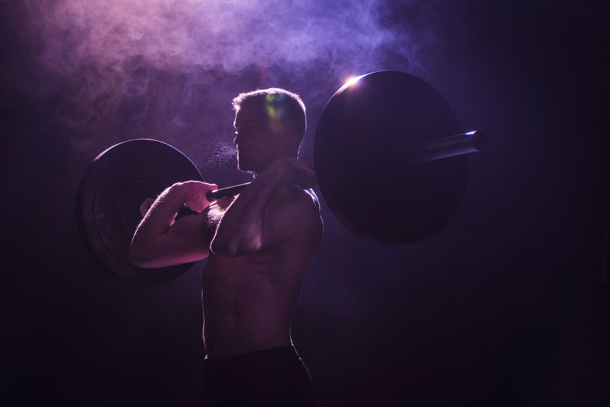 Crossfit: Smoke and Light